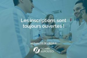 inscriptions suposteo
