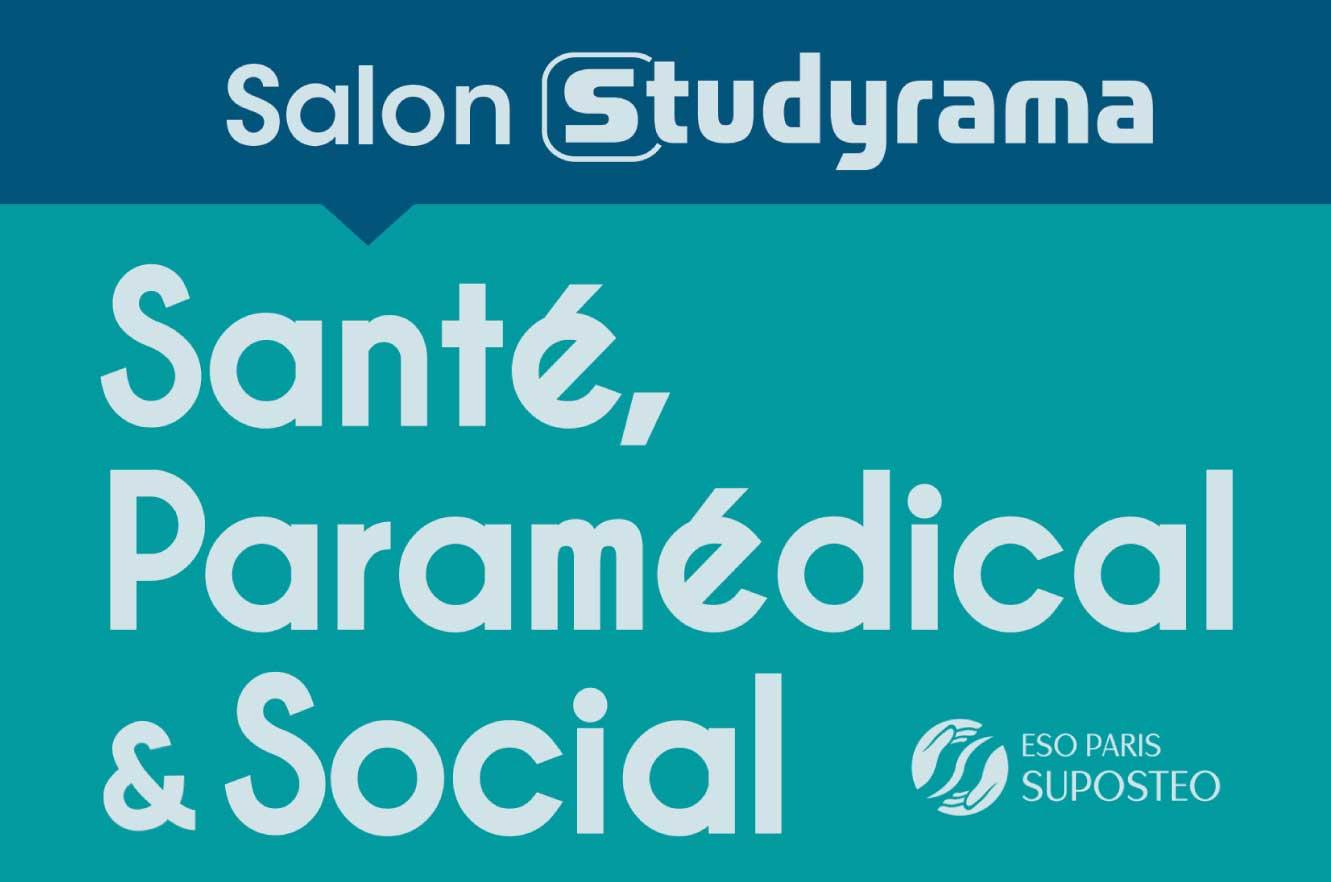 14 me dition du salon sant param dical social de paris eso suposteo - Salon studyrama cite universitaire ...