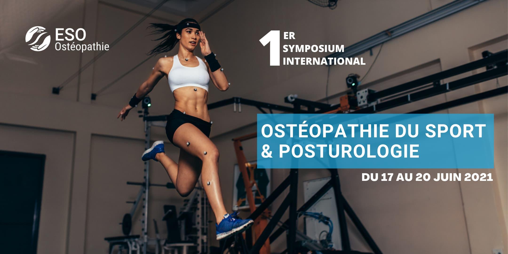 Bannière symposium sport et posturologie