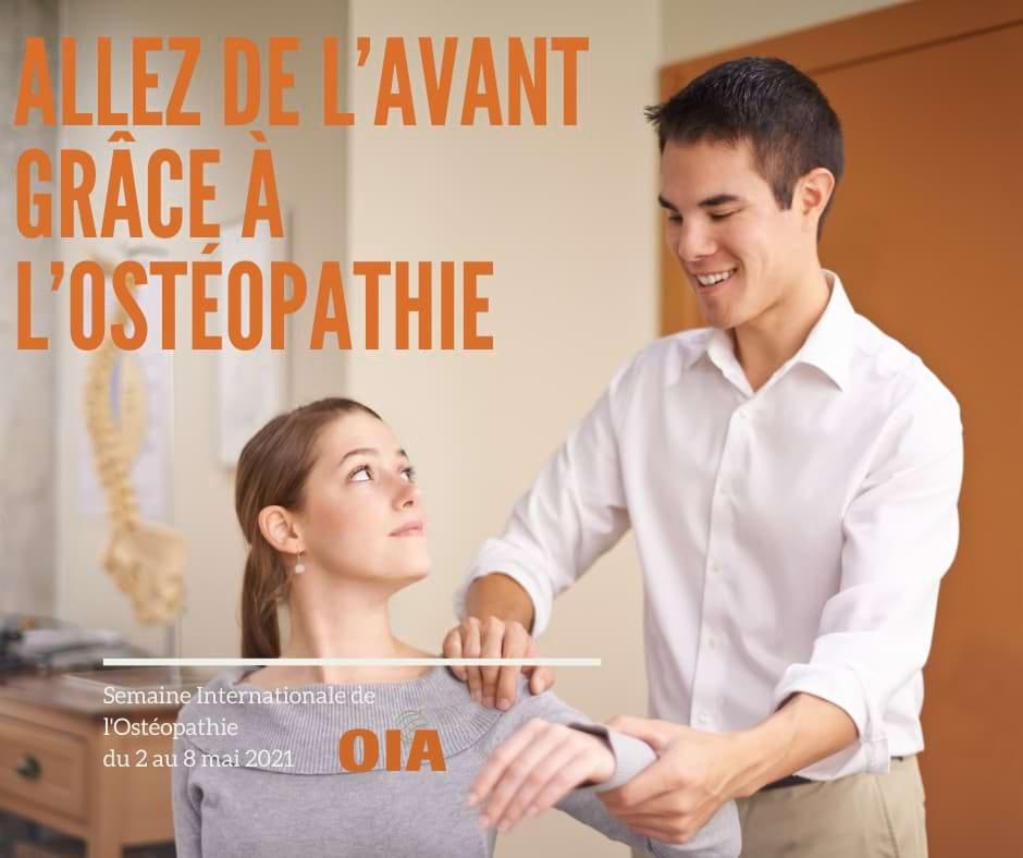 Semaine internationale de l'ostéopathie