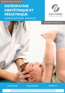 ostéopathie obstétrique pédiatrique